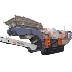 XTSJ Mobile Jaw Crusher
